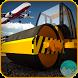 Airport Runway Road Builder Construction Simulator by Minja Studio