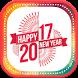 New Year 2017 Wallpaper by RinradaDev