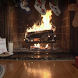 Christmas Fireplace LIVE WALL by First Pass Productions