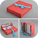 Gift Box Tutorials by Tofanice