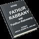 Kitab Fathur Rabbany by Pecinta Kesucian Jiwa