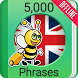 Learn English - 5000 Phrases by Fun Easy Learn