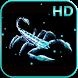 Scorpion Live Wallpaper by Galaxy Inc
