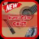 Kunci Gitar Exist by Game Edukasi Anak