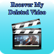 Recover My Deleted Video by sarpdev