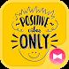 Cute Wallpaper Positive Smile Theme