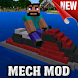 Mech mods for Minecraft PE by Quanjewy