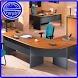 Interior office furniture