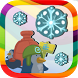 Penguin Snowball Kids Game by Educa Kids