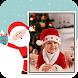 Santa Claus Photo Frames by Pixel Frames