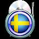Radio Sweden by Expert International Radio Mobile Studio