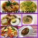 Resep sayur sehat