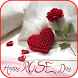 Happy Rose Day Images by simratapps