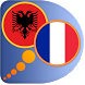 French Albanian dictionary by Dict.land