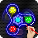 Fidget Spinner : Draw And Spin