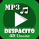 Lagu Despacito Mp3 All Version by Judess Media Developer