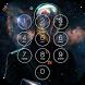 Alien UFO Lock Screen by Kwiek