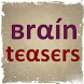 Brain teasers,Riddles, puzzles by App Demon