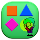 Learn Colors & Shapes for kids by Playerplanet Dev