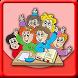 Bangun datar app by SMK TI Madinatul Qur'an