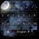 Wolf Bat Tomb Keyboard by Keyboard Theme Factory