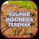 Kuliner masakan indonesia terenak