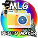 MLG Photo Generator by Bram Giessen
