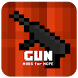 Gun MODS for MCPE by Heinz River