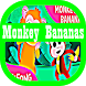 Lagu & Video Monkey Bananas Lengkap + Terbaru Mp3 by Lagu OST Musik