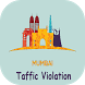 Mumbai Traffic Violation by Easy 101 Team