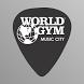 World Gym Music City by Netpulse Inc.