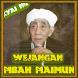 Wejangan Mbah Maimun Zubair by Wong Muslim
