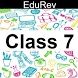 Class 7 Math Science SST Hindi by EduRev