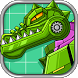 Robot Crocodile Toy Robot War by joy4touch