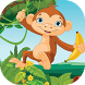 Jungle monkey adventures by MyApp Studio
