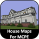 House MCPE Maps for Minecraft by ModsMaps