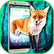 Fox on Screen - Crazy Fox Jump in Phone Scary Joke by Enjoy4Fun