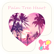 Cool Theme-Palm Tree Heart- by +HOME by Ateam