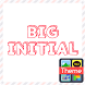 Big initials K by iConnect for Theme