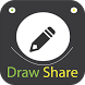 Draw Share by InspiredStream Inc.