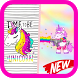 Cute Unicorn Wallpapers by eye_kanda