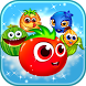 Fruits Garden Mania by Cookie Puzzle Games