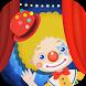 Peekaboo Circus by Ducky Lucky Studio, LLC