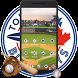 Toronto Baseball Launcher by Art Theme Studio