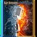 Rap Rhyming Dictionary by Uv light app