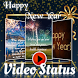 Video Songs Status of New year 2018 ! by Revolution Apps Developer