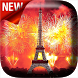 New Year's Fireworks LWP by Video Themes Pro