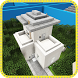 Where is the button? At home. Map for MCPE by Valeriy Belic