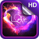 Love Heart Live Wallpaper by Dream World HD Live Wallpapers