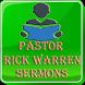 Pastor Rick Warren Sermons by Phyllis TechApps